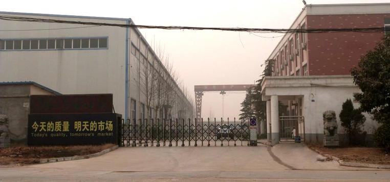 郑州起腾机械设备有限公司厂区展示